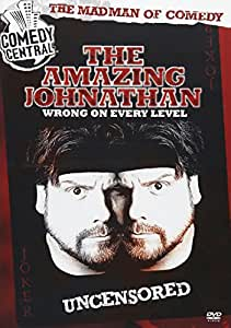 The Amazing Jonathan: Wrong on Every Level