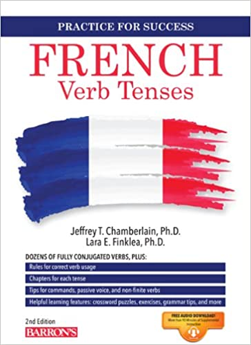 Barron S 501 French Verbs Pdf Free