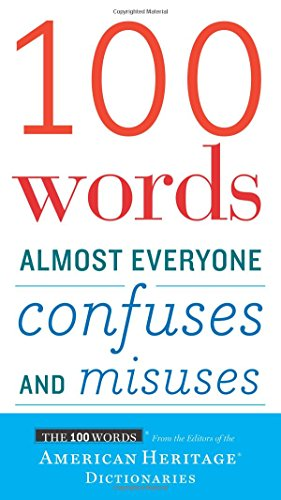 100 Words Almost Everyone Confuses And Misuses Fitness