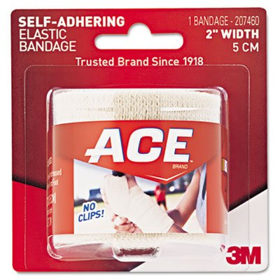 Self-Adhesive Bandage, 2, Sold as 1 Each