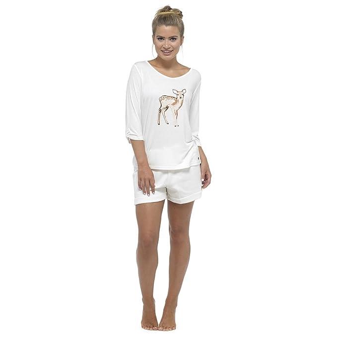 Pijamas para damas de mujer damas Pijama de Pijama cálido cálido | pantalón de franela o