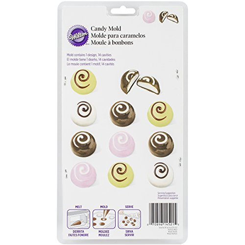 (Wilton 2115-1521 Candy Mold, Truffles)