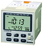 Industrial Digital Programmable Timer Autonics Korea LE365S-41 Time switch Weekly Yearly Relay output
