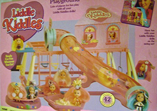 Tyco Liddle Kiddles Playground