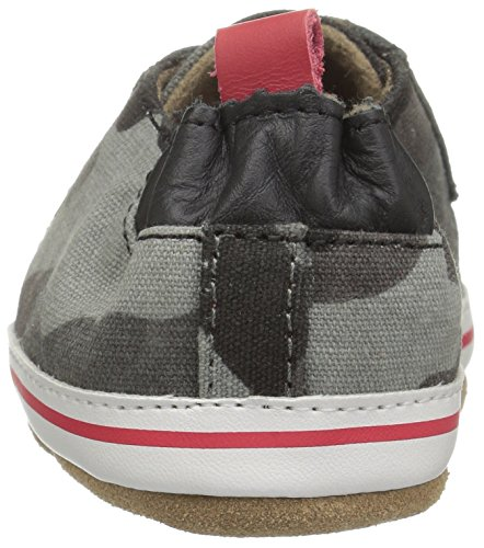 Robeez Boys Crib Shoe Cool And Casual Camo 12 18 Months