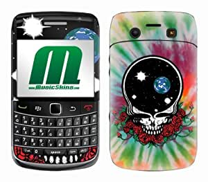 MusicSkins, MS-GRFL50043, Grateful Dead - Space Your Face, BlackBerry Bold (9700), Skin