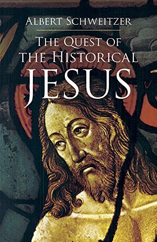 Download The Quest of the Historical Jesus by Albert Schweitzer (2005-02-11) pdf epub