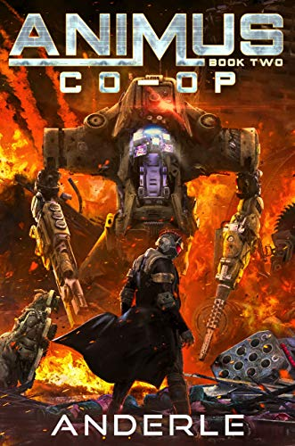 CO-OP (Animus Book 2)