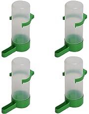 Toruiwa 1x distributore d' acqua Abbeveratoio per perruches Pappagalli piccoli uccelli