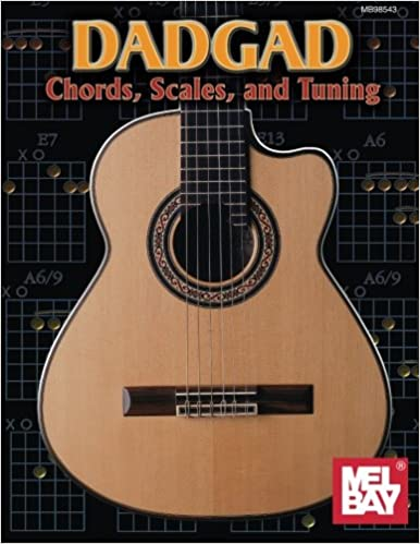 Mel Bay Dadgad Chords Scales Tuning Felix Schell 9780786652464