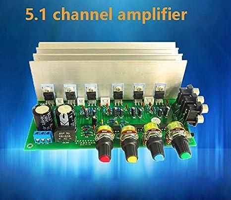 Generic Tda2030A Hifi 5.1 Channel Amplifier Board: Amazon.in: ElectronicsAmazon.in