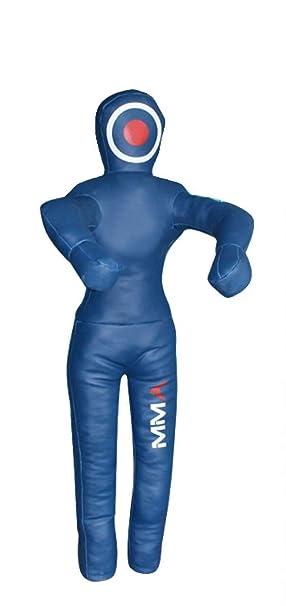 LEATHERAY MMA Martial Arts - Bolso de Boxeo para Chupete ...