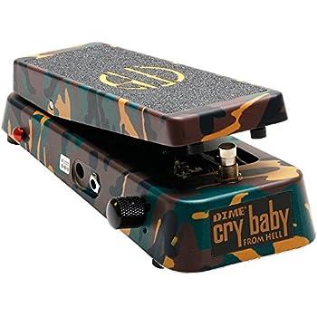 Amazon Com Jim Dunlop Jc95 Jerry Cantrell Wah Musical