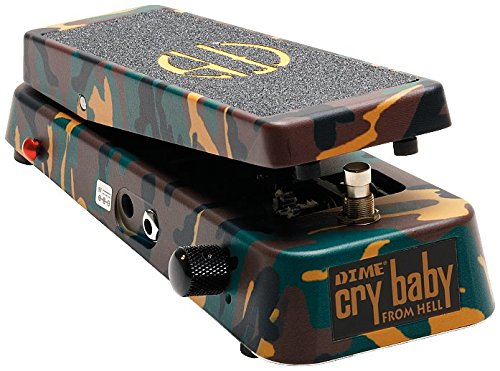 Dunlop Dimebag Signature Wah Crybaby Pedal (Best Dunlop Wah Pedal)