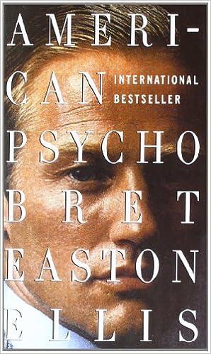 American Psycho [EN] - Bret Easton Ellis