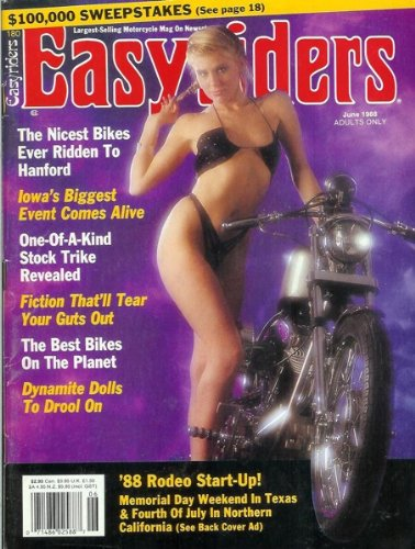 - Easyriders - June 1988: Humboldt Hog Drags and More!