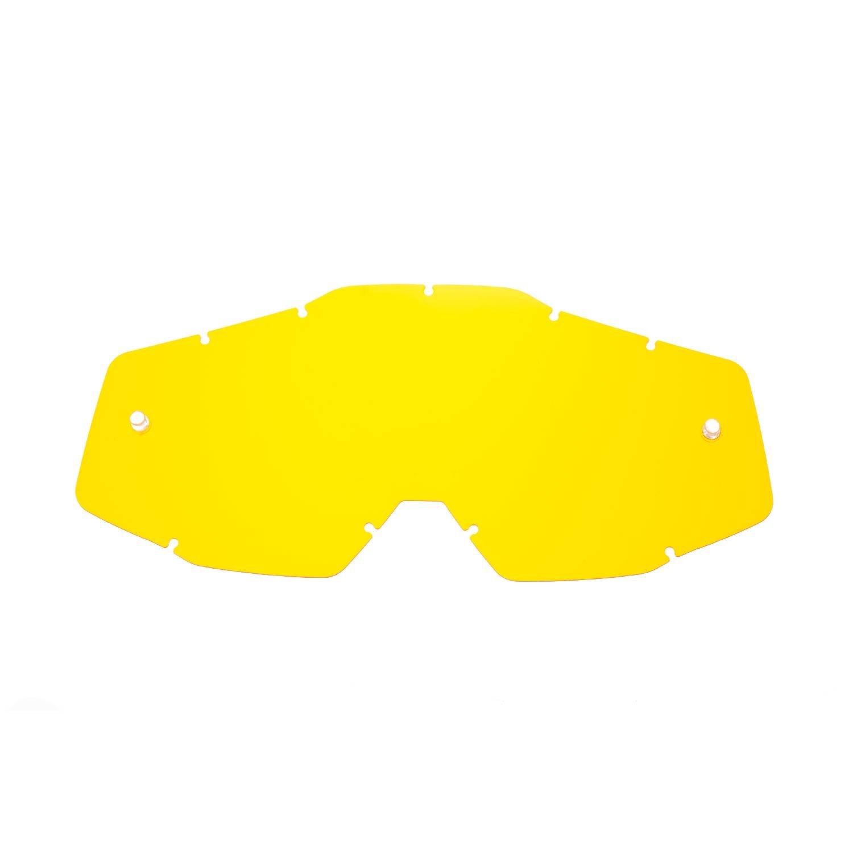 SeeCle 41S211 gr/ün ersatzgl/äser f/ür masken kompatibel mit 100/% Racecraft//Strata//Accuri Maske
