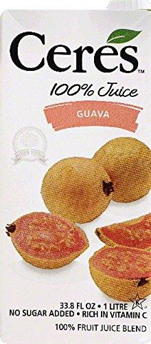 Ceres Guava Juice   33 8 Oz
