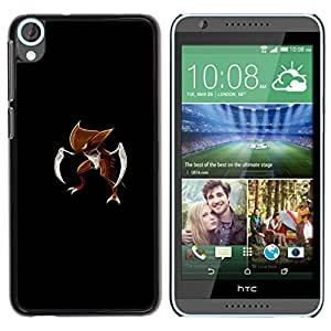 FU-Orionis Colorful Printed Hard Protective Back Case Cover Shell Skin for HTC Desire 820 - Kabutops P0Kemon