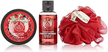 The Body Shop Mini Gift Set, Frosted Berries