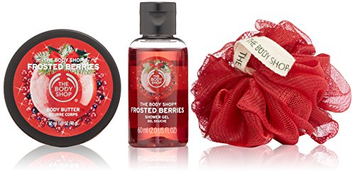 The Body Shop Mini Gift Set, Frosted Berries (Seasons Gift Shop)