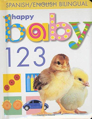 Happy Baby: 123 Bilingual