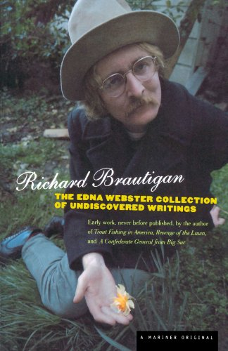 The Edna Webster Collection of Undiscovered Writings