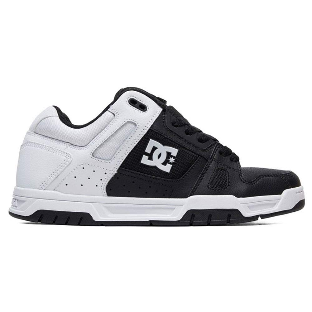 DC scarpe Men's Stag Low Top Top Top scarpe da ginnastica scarpe B07NH5QGML UK 11 EU 46 WBW nero   Ottima classificazione    Distinctive    Prezzi Ridotti    Meno Costosi Di    Acquisto    Acquisti online  bc33b0