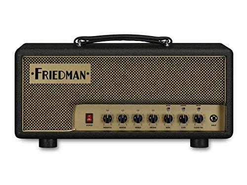 Friedman Runt-20-20-watt Tube Head (Classic Speakers Series 1/4)
