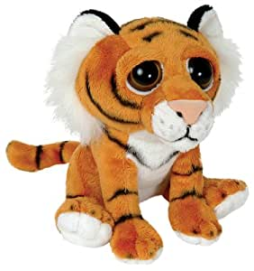 """Bright Eyes Tiger 7"""" by The Petting Zoo"""