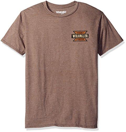 wrangler-mens-short-sleeve-ribbed-collar-logo-t-shirt-brown-heather-l