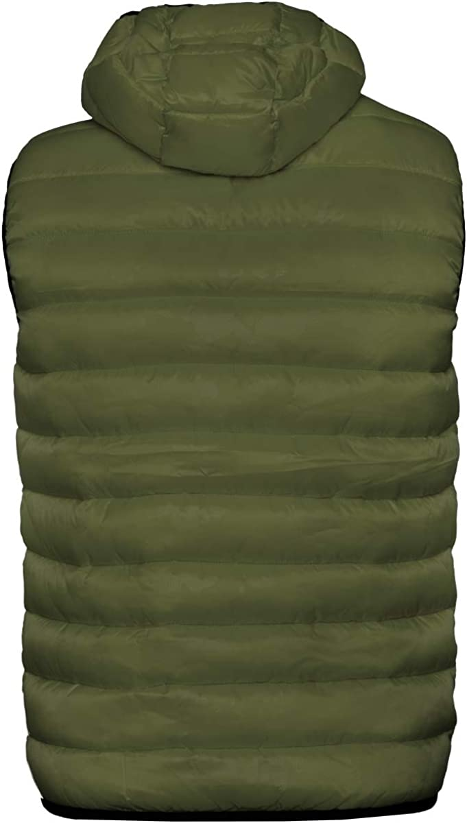 Champion - Gilet da uomo Mge-allover Mge (214872-ml501).