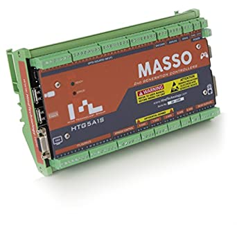 Mill 3 Axis Masso CNC Controller with Control Software