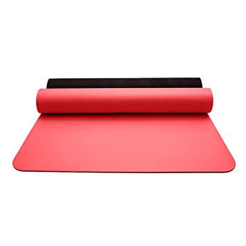 Ejercicio Premium Yoga Mat Natural Rubber 5mm Thick ...