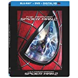 The Amazing Spider-Man 2 Limited Edition Steelbook (Blu-ray/Dvd/Digital HD Combo) (Future Shop Canada Exclusive)