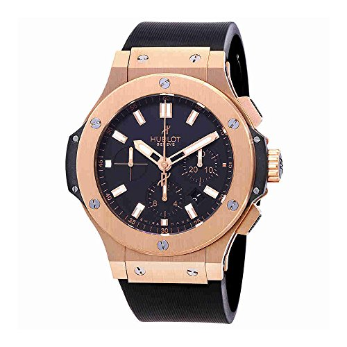 Hublot-Big-Bang-Black-Dial-18kt-Rose-Gold-Mens-Watch-301PX1180RX