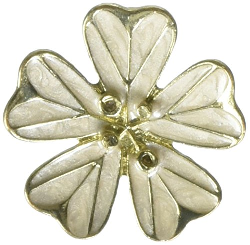 Plaid Inspired Classics Jewelry, 3715 White Flower Power - Flower Power Kit Jewelry