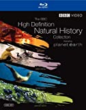 The BBC High Definition Natural History Collection (Planet Earth / Wild China / Galapagos / Ganges) [Blu-ray] by BBC Home Entertainment