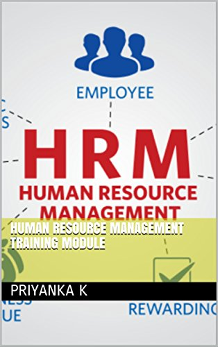 Human Resource Management Training Module