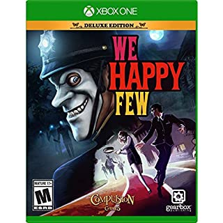We Happy Few Deluxe Edition - Xbox One