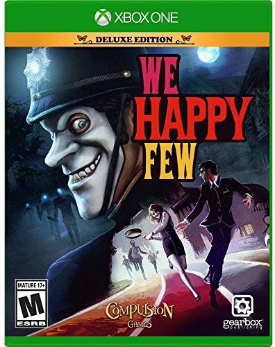 We Happy Few Deluxe Edition - Xbox One