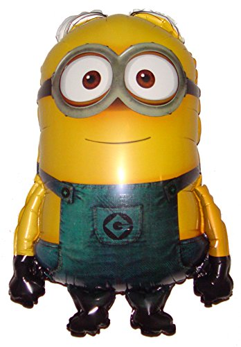 Anti-Gravity Hovering Flying Floating DESPICABLE ME MINION DAVE 31 inch Toy Pet Balloon Party Favor