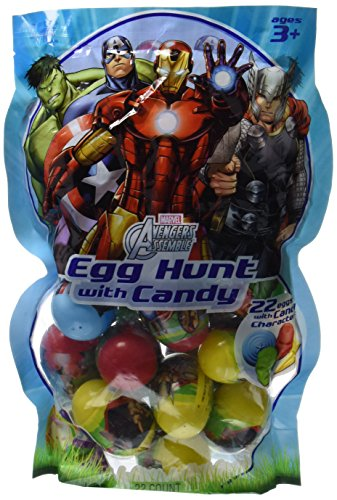 Marvel Avengers Assemble Candy Character product image