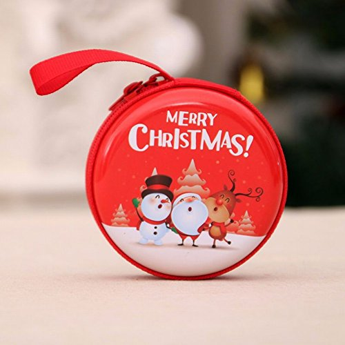 HOMEE Christmas Gifts Christmas Coin Bank Christmas Hotel Shopping Activities Gifts Children Gifts,B,3 - Exquisite Eyewear