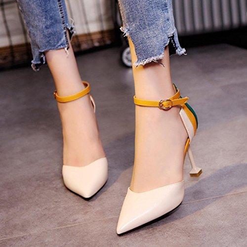 MML Beige Femme Pour Sandals Sandales Women r4qrvX