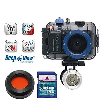 Amazon.com: Underwater Bundle Explorer – Cámara digital ...