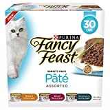 Best Wet  Foods - Fancy Feast Pate Assortment Variety Pack Cat Food Review