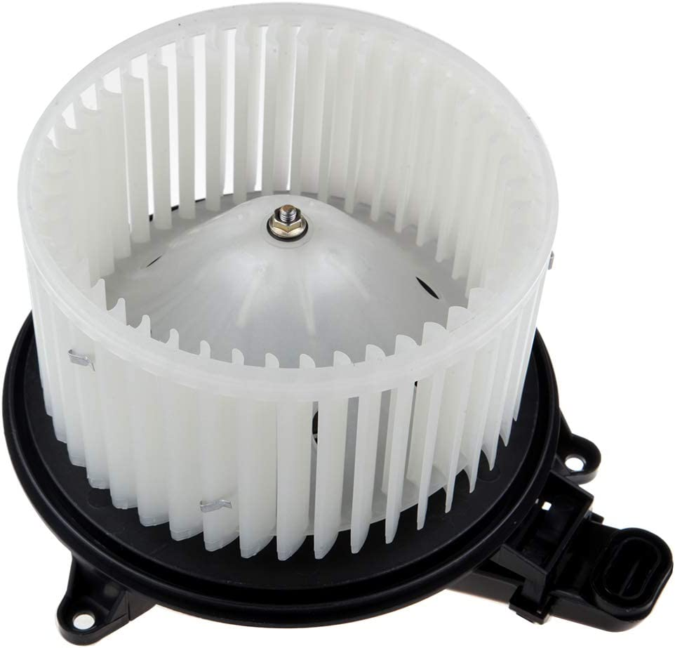 ROADFAR Heater Blower Motor AL1Z 19805 A Air Conditioning Blower Motor with Fan Cage fit for 2009-2014 Ford Expedition //2009-2014 Ford F-150//2009-2014 Lincoln Navigator
