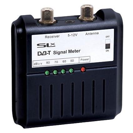 Nye SLx 27867R Digital TV Signal Meter - Black: Amazon.co.uk: Electronics XZ-03