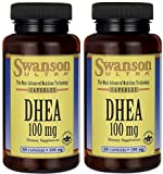 DHEA 100 mg 60 Caps (60 X 2) For Sale
